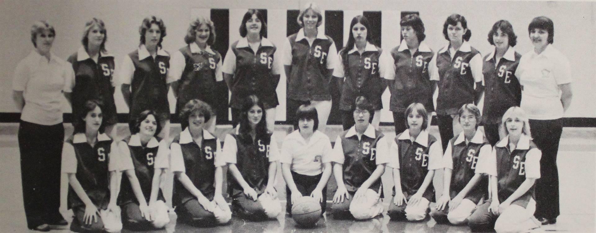 1979 Girls Basketball
