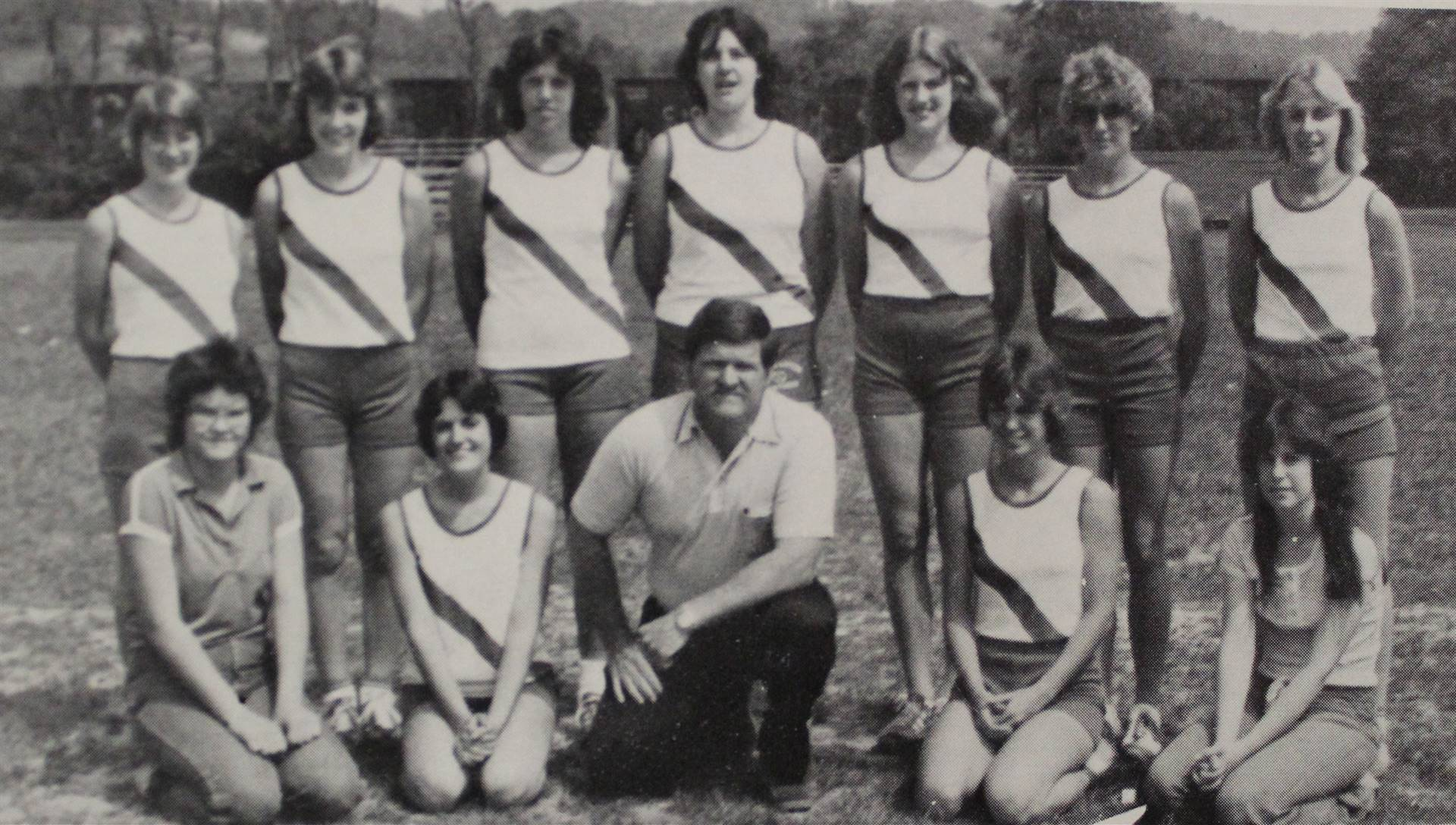 1979 Girls Track