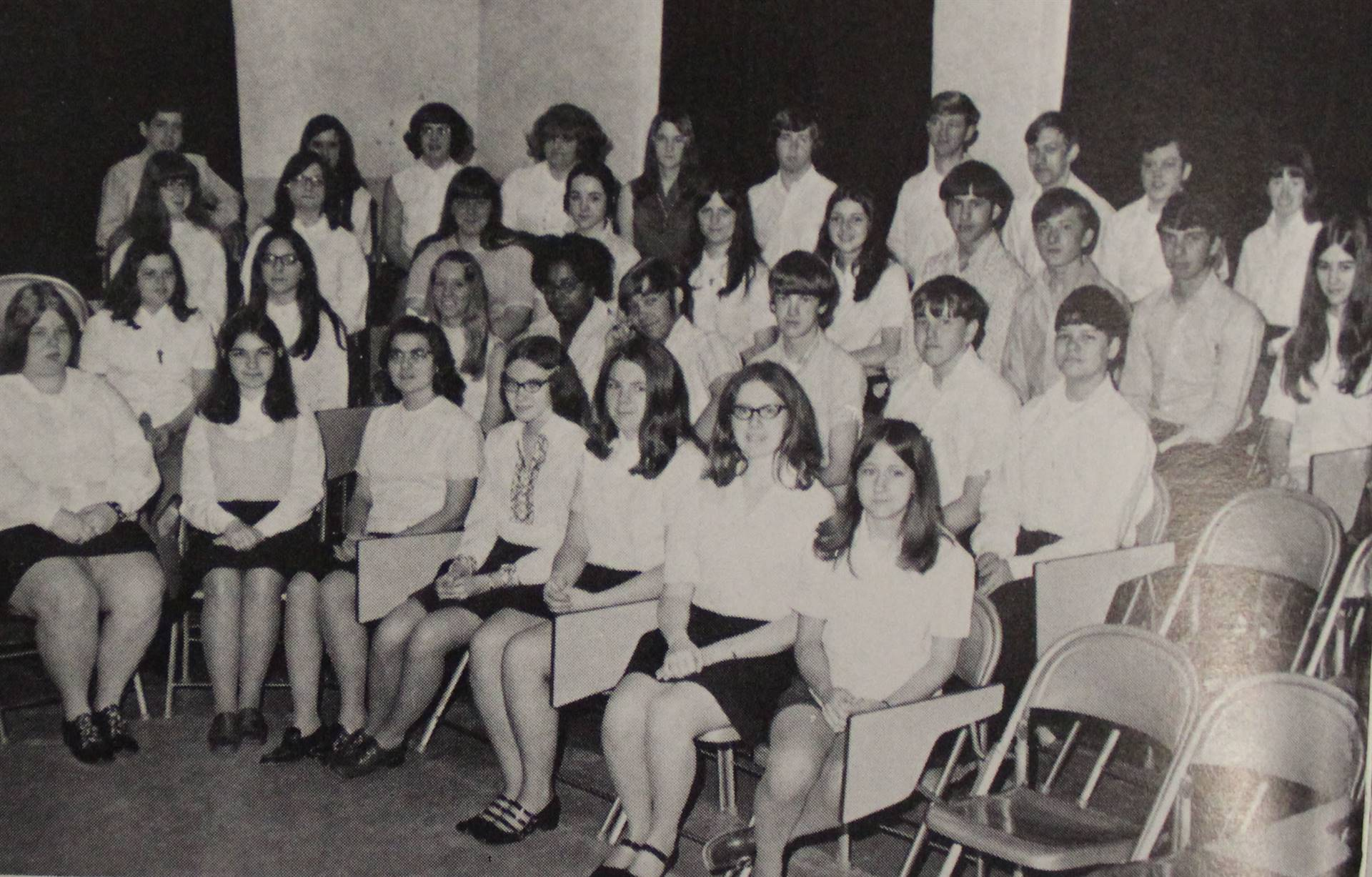 1972 Mixed Choir