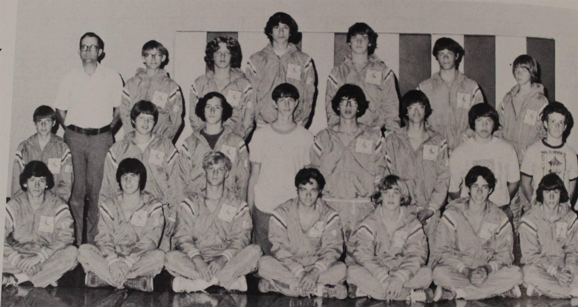 1977 Boys Track