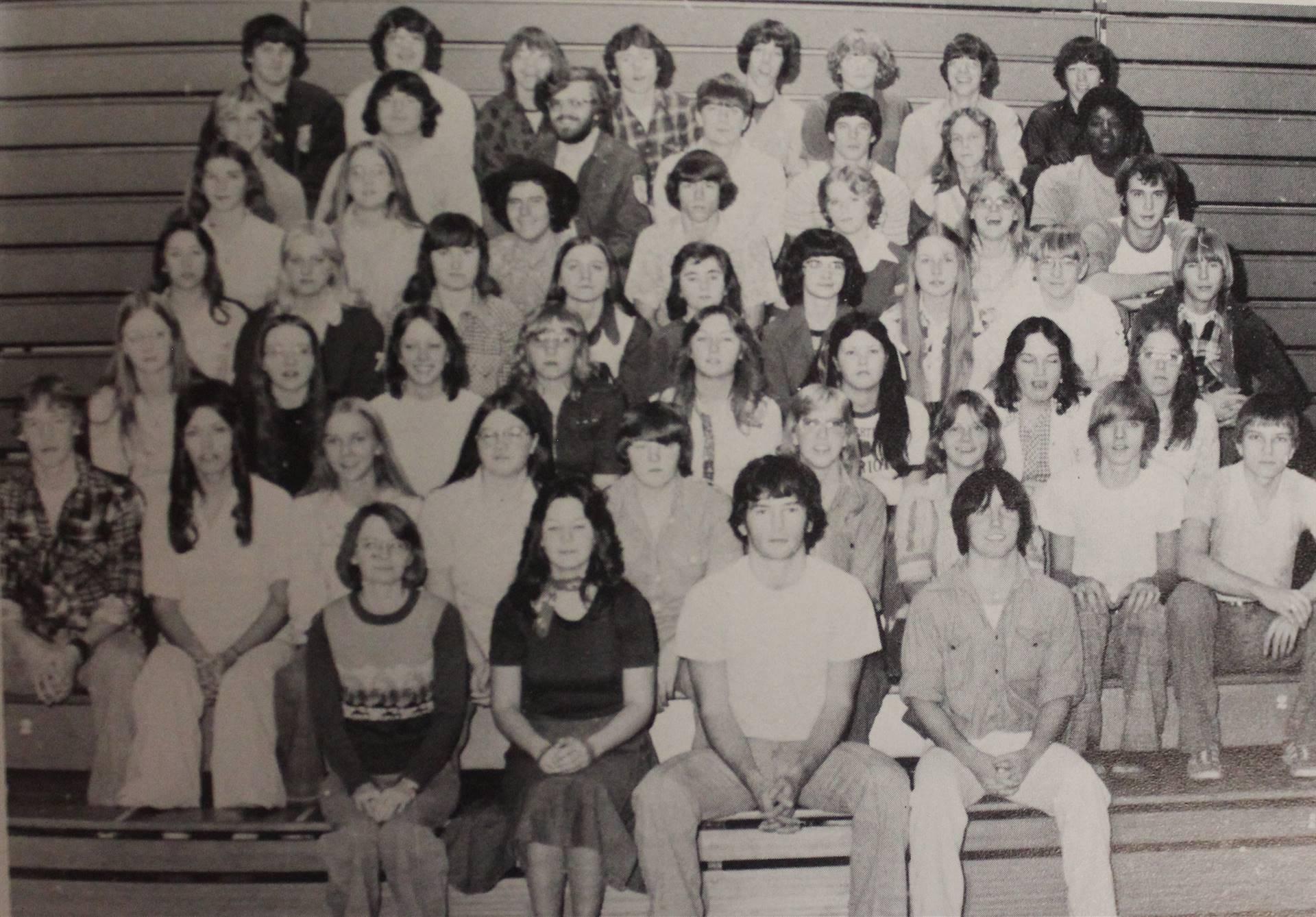 1977 College club