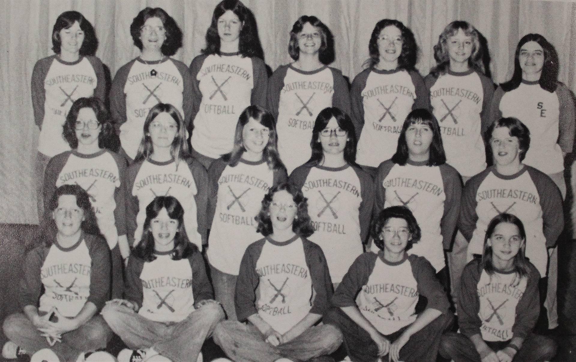 1977 Softball
