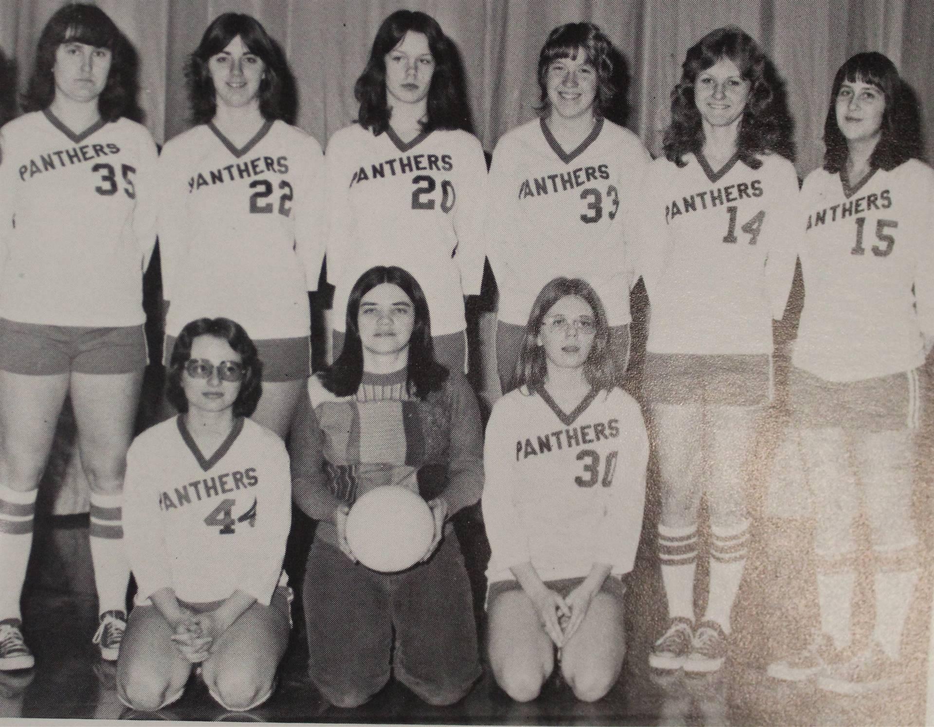 1977 Volleyball