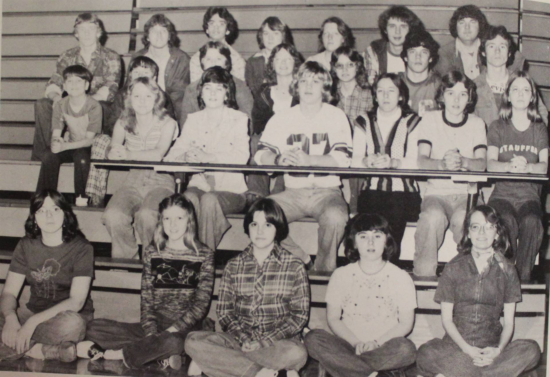 1977 Student council