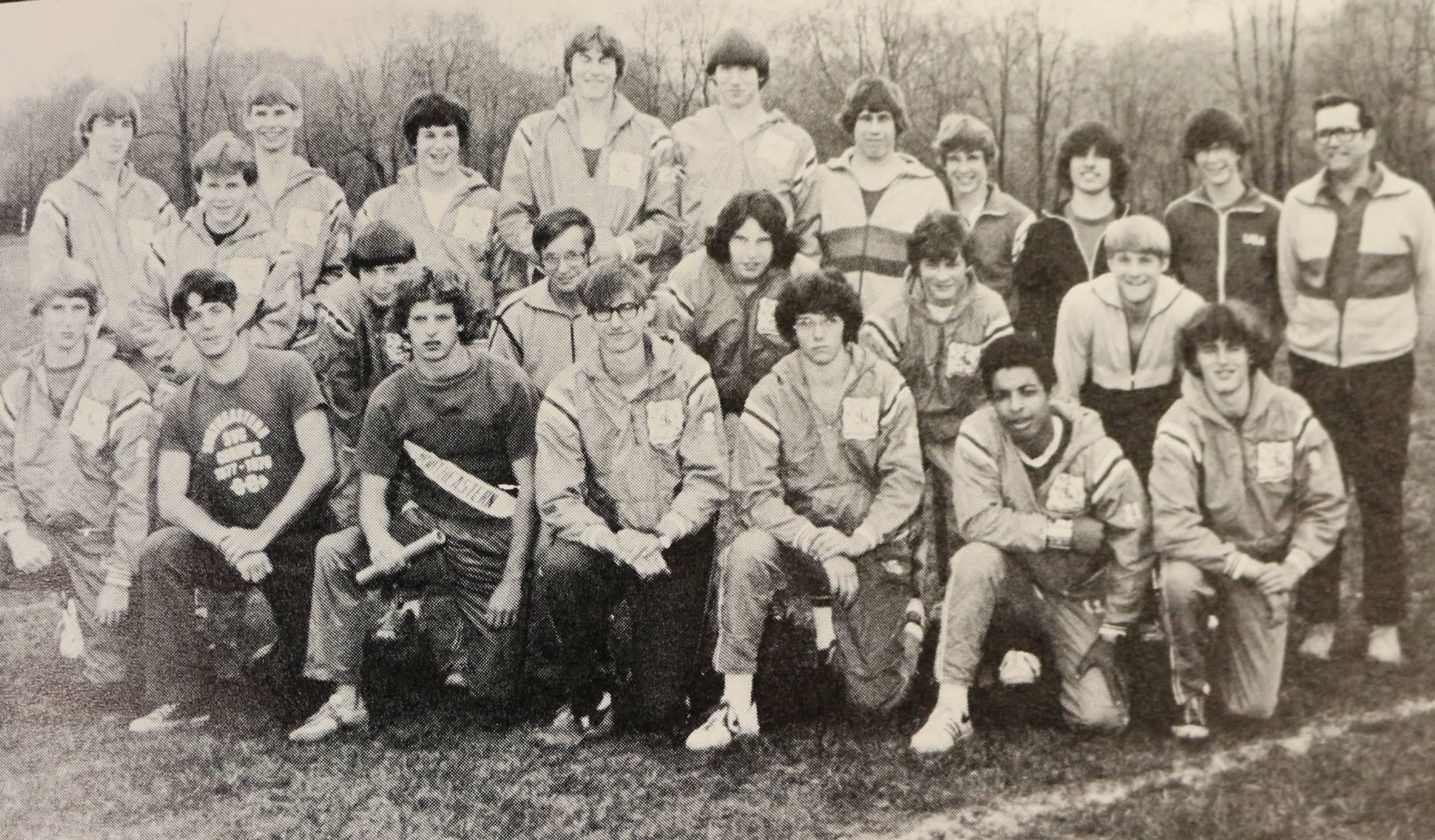 1980 Boys Track