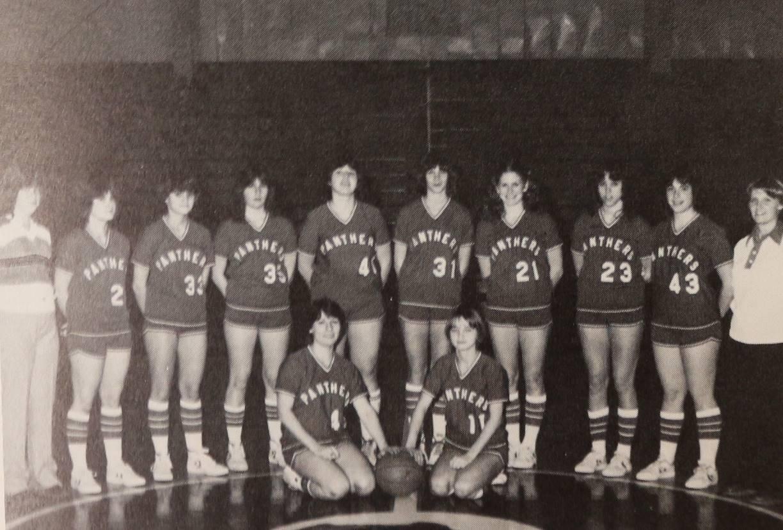 1980 Girls Basketball