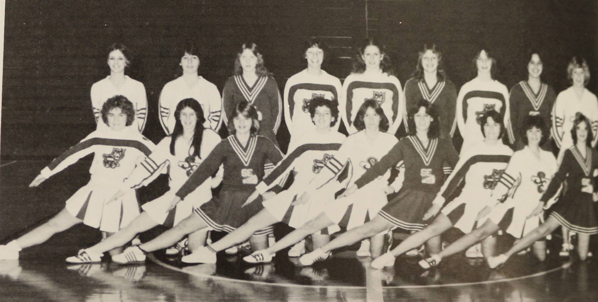 1980 Cheerleading