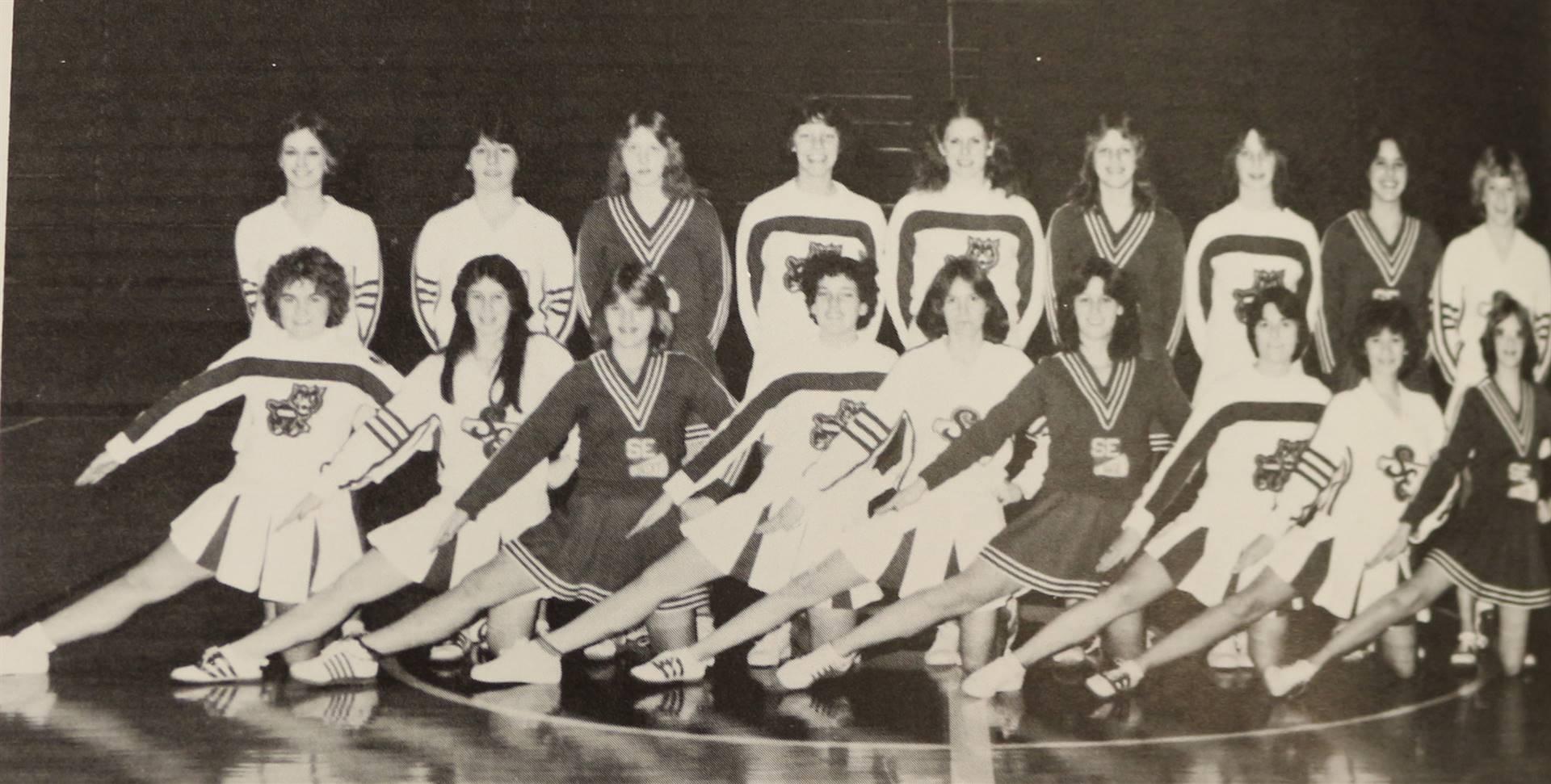 1980 Cheerleading