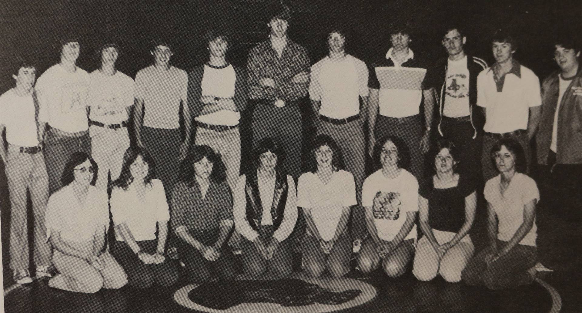 1980 Student Council