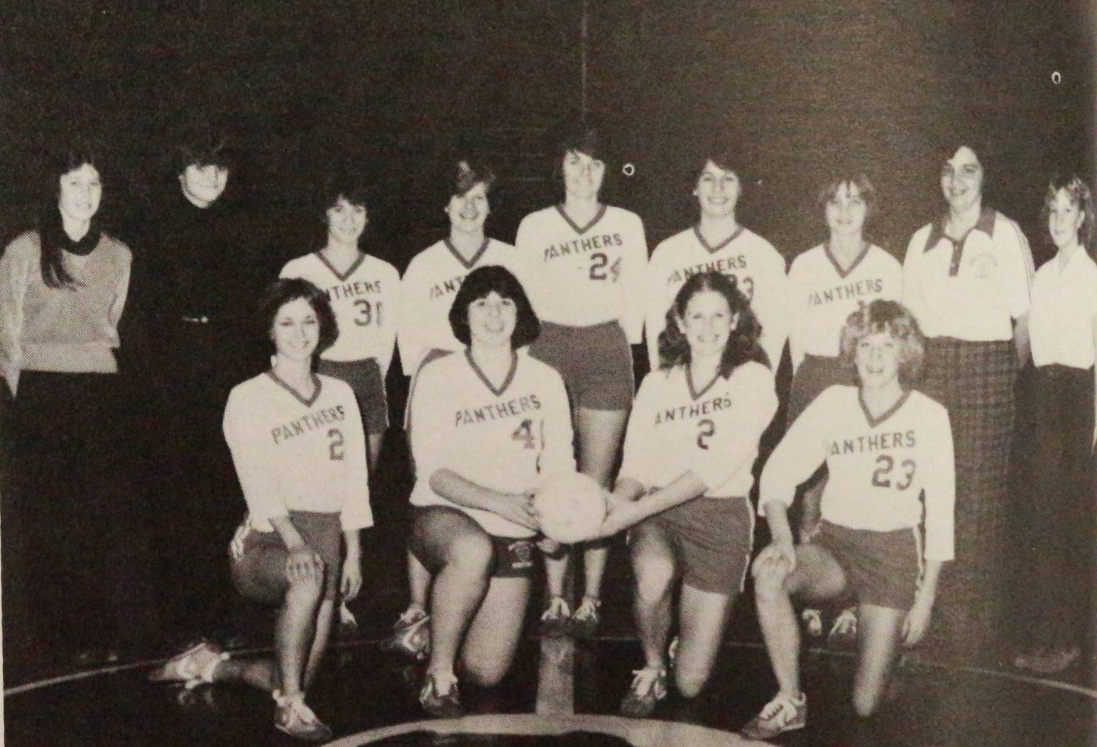 1980 Volleyball