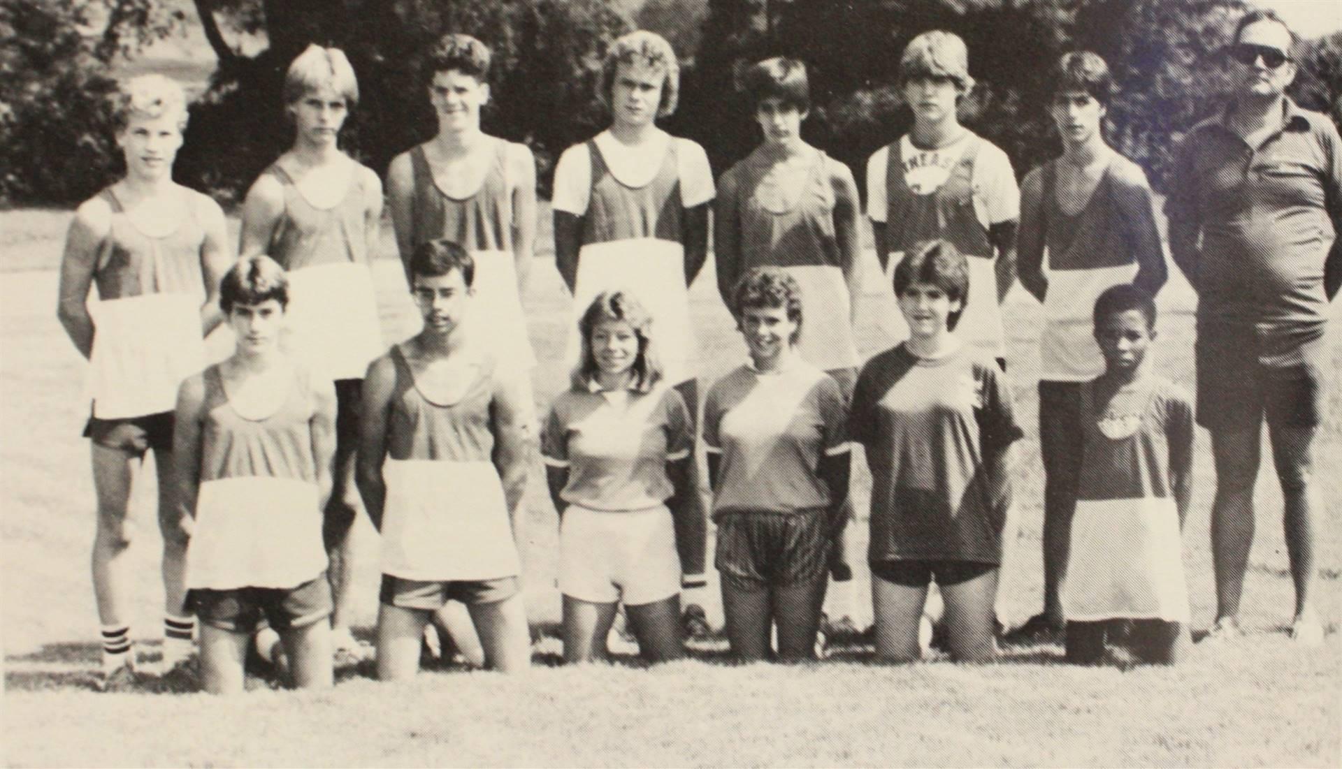 1987 Cross Country
