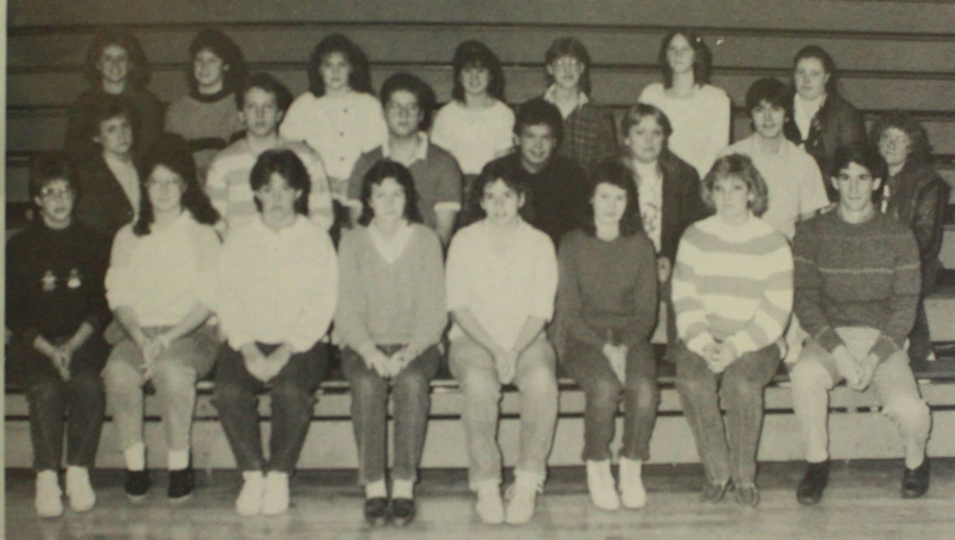 1987 Choir