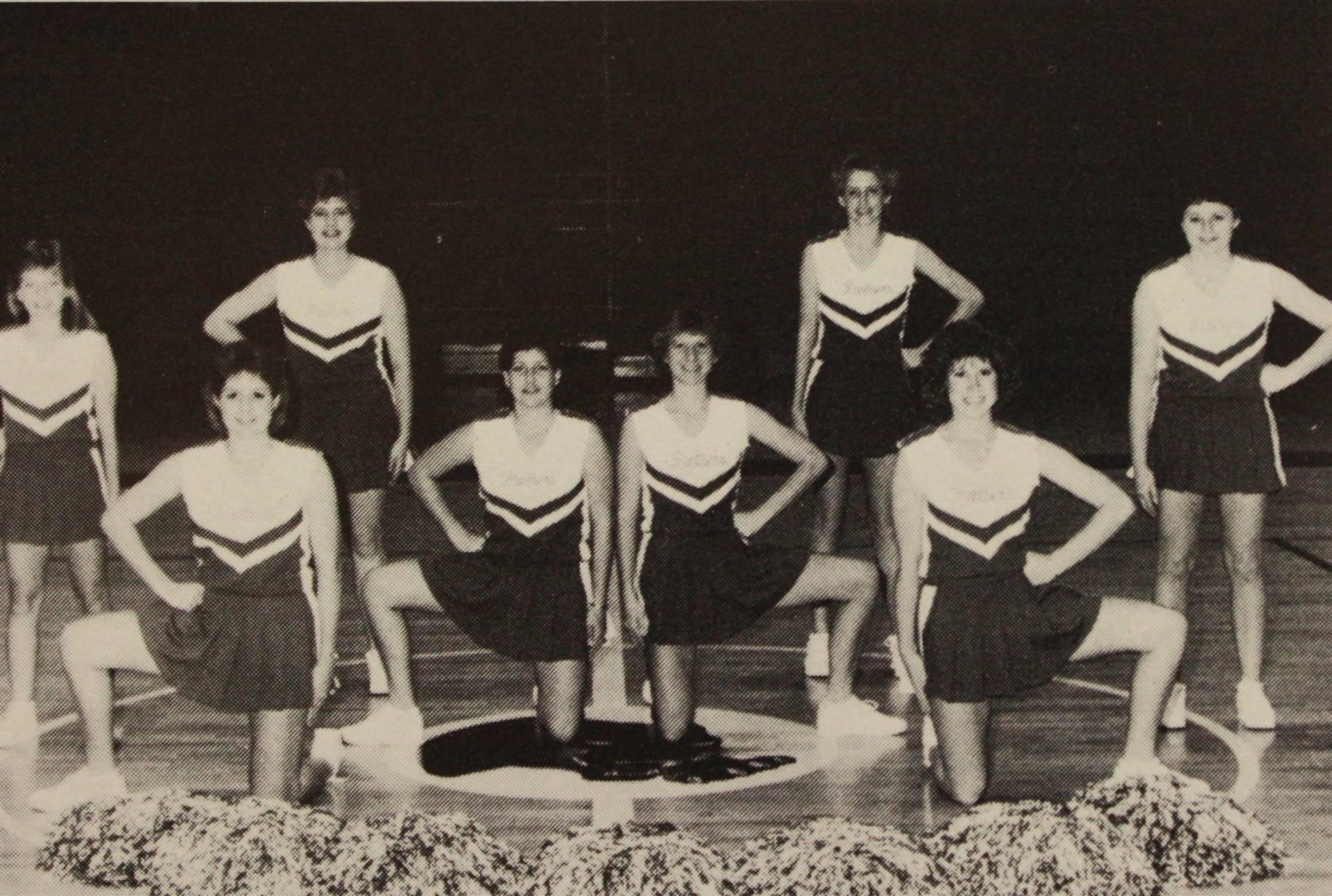 1987 Cheerleading