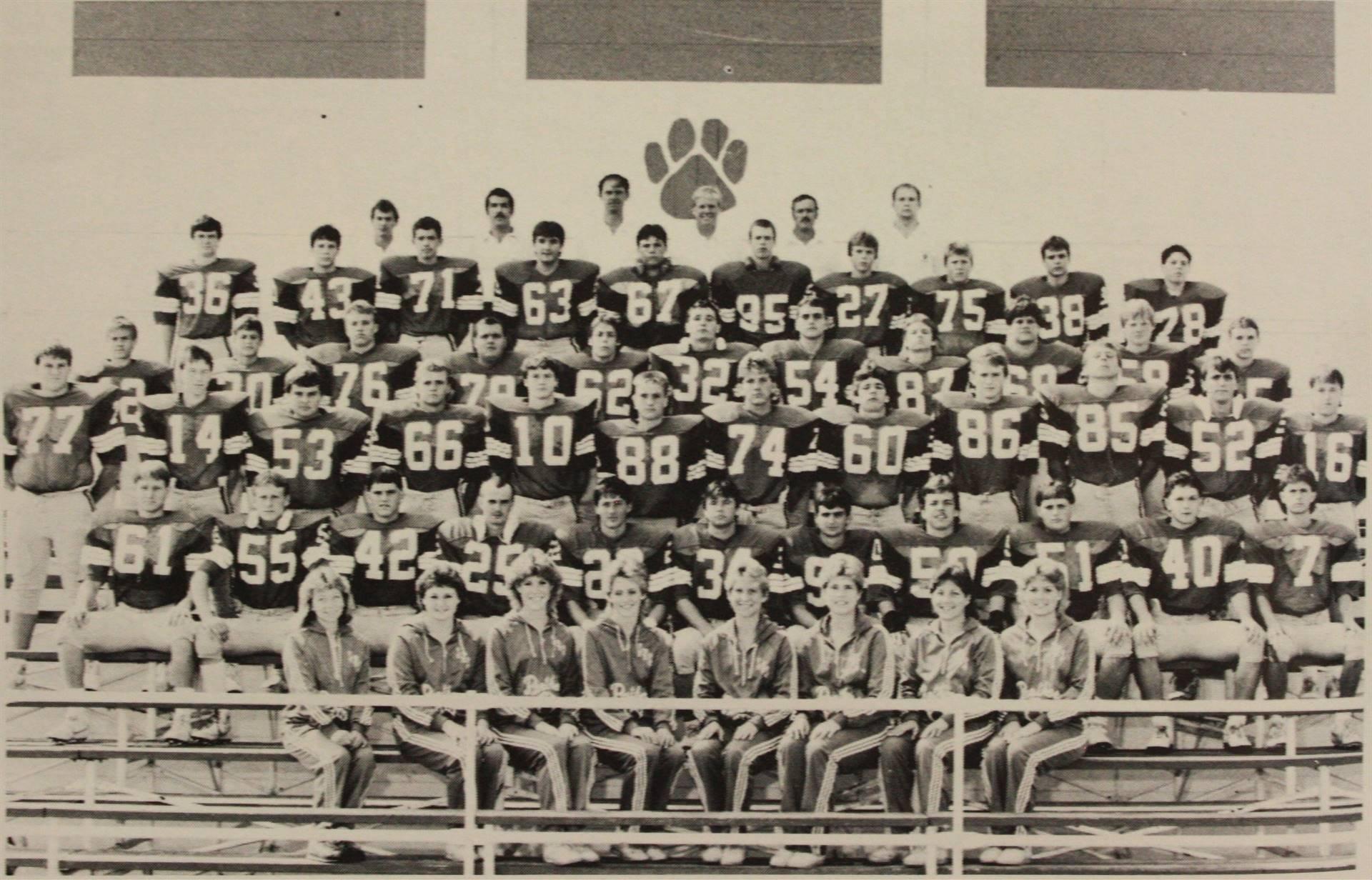 1987 Football