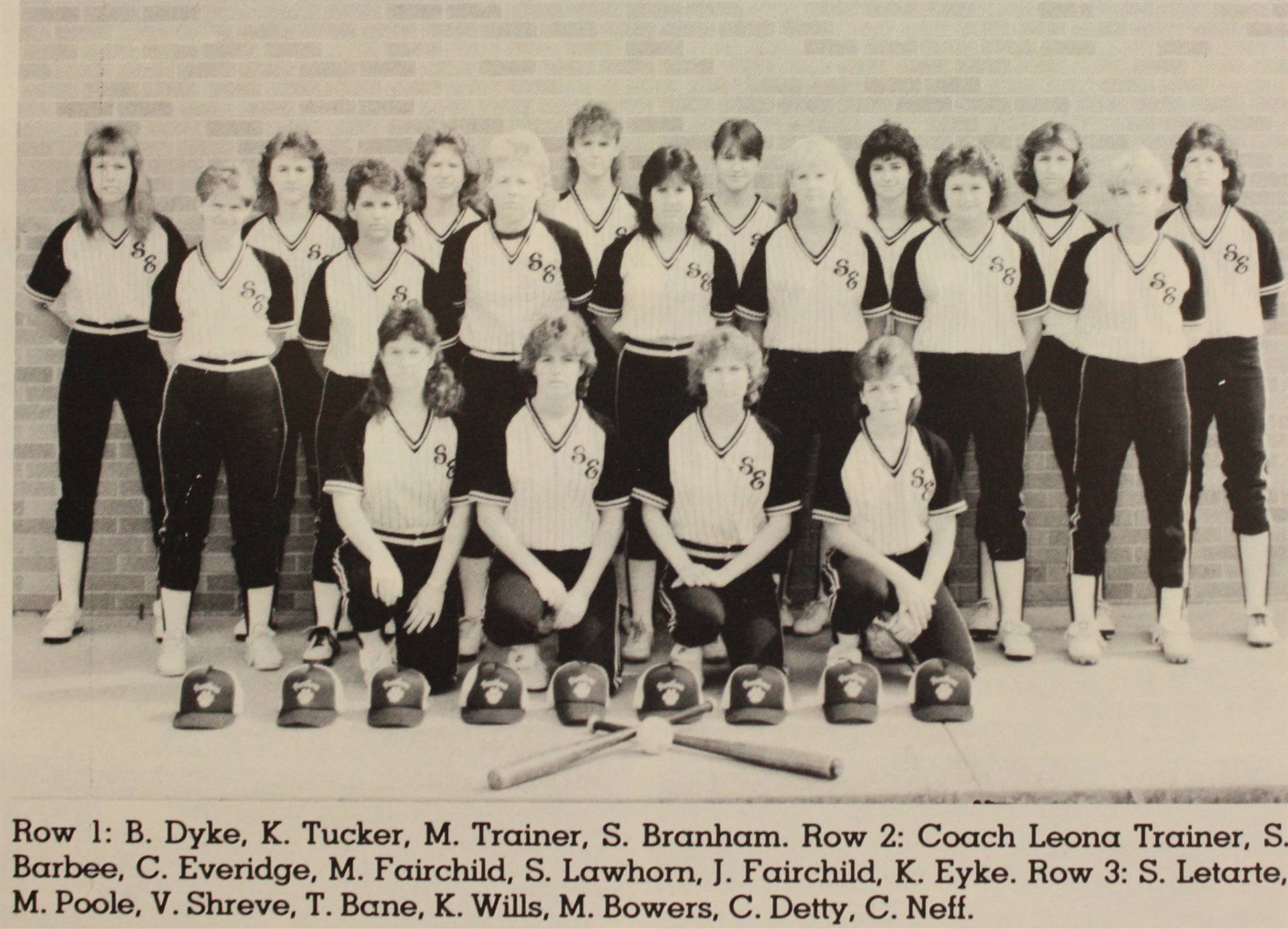 1987 Softball