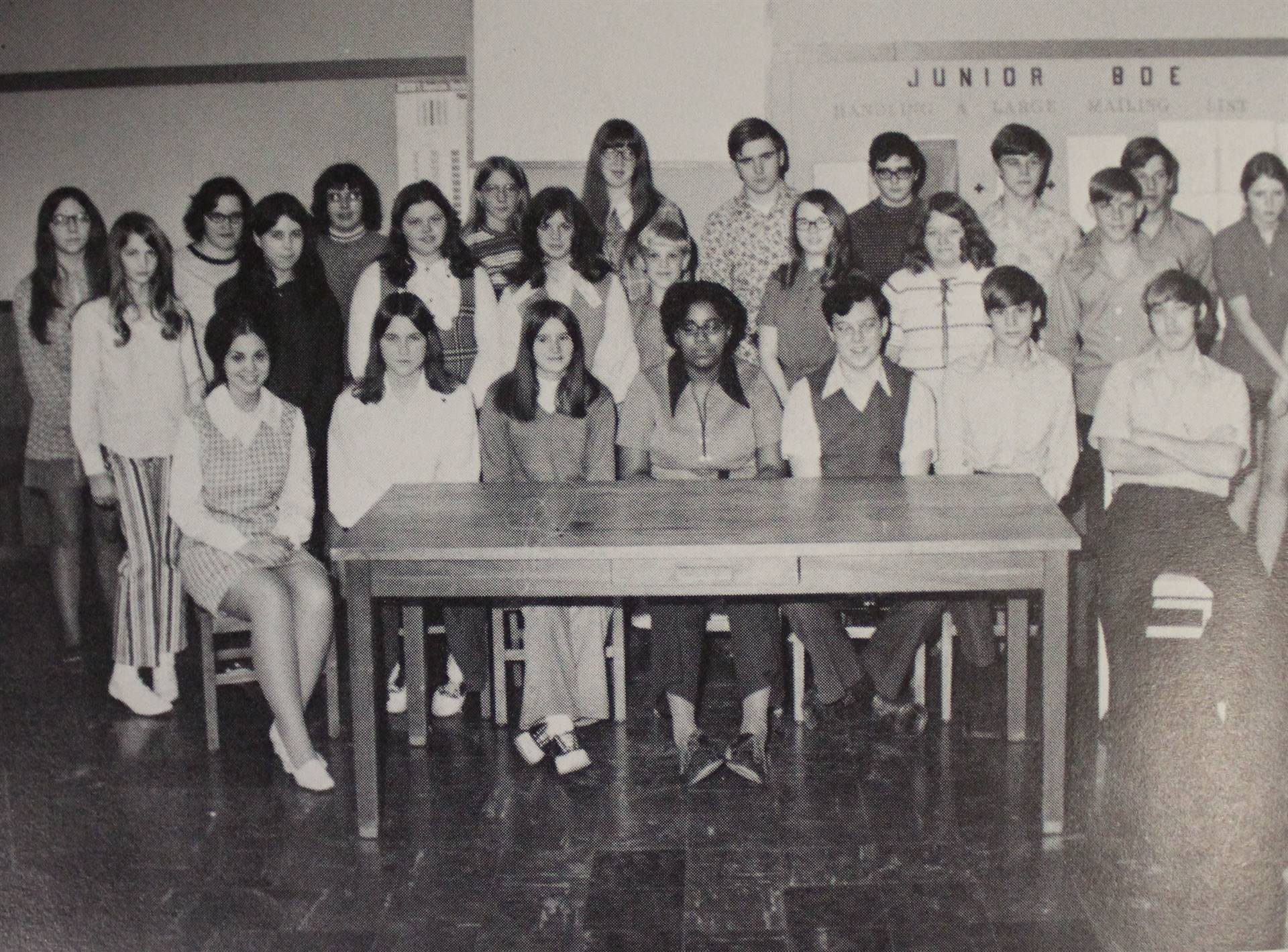 1972 Student Council