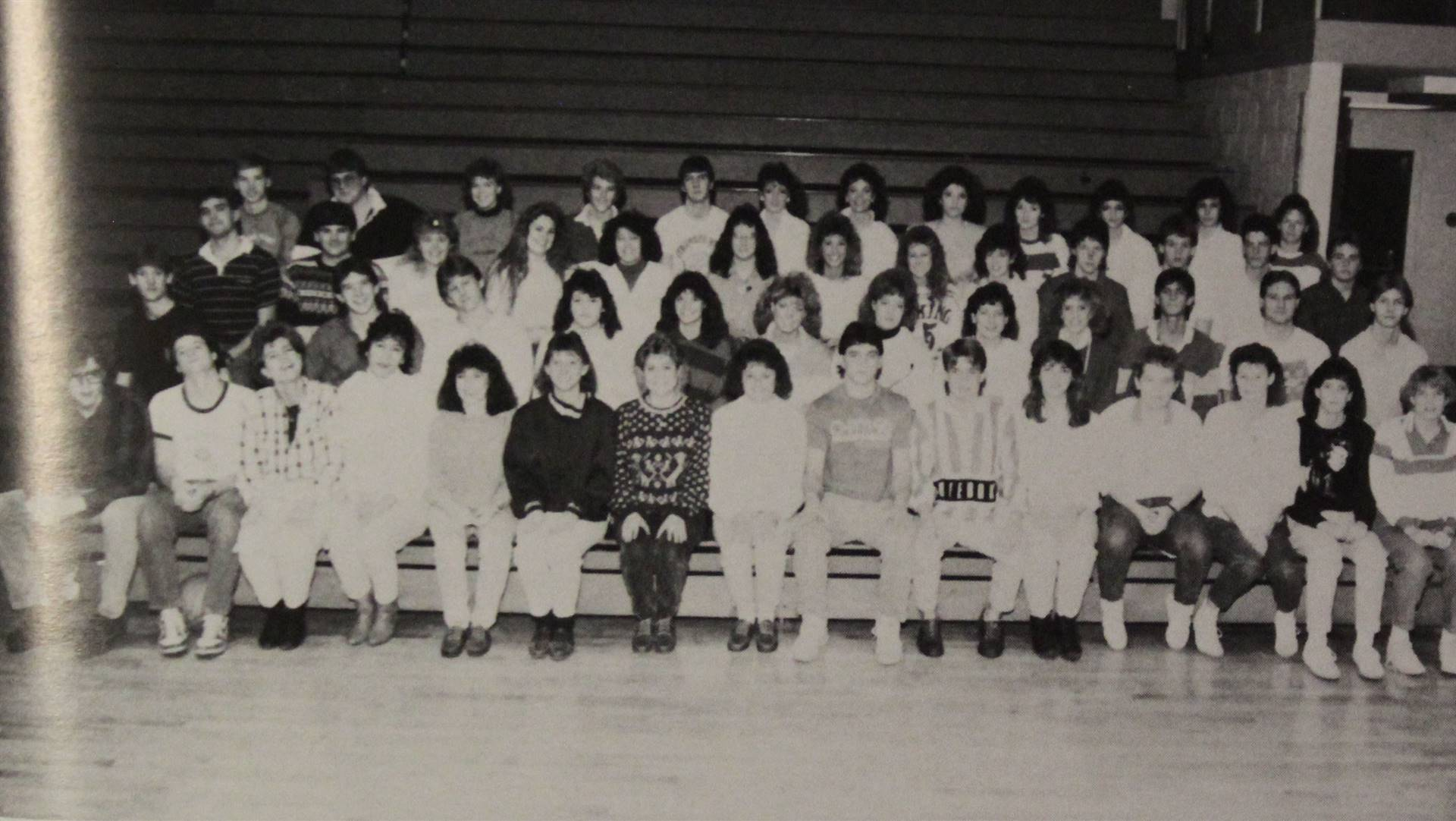 1988 College Club