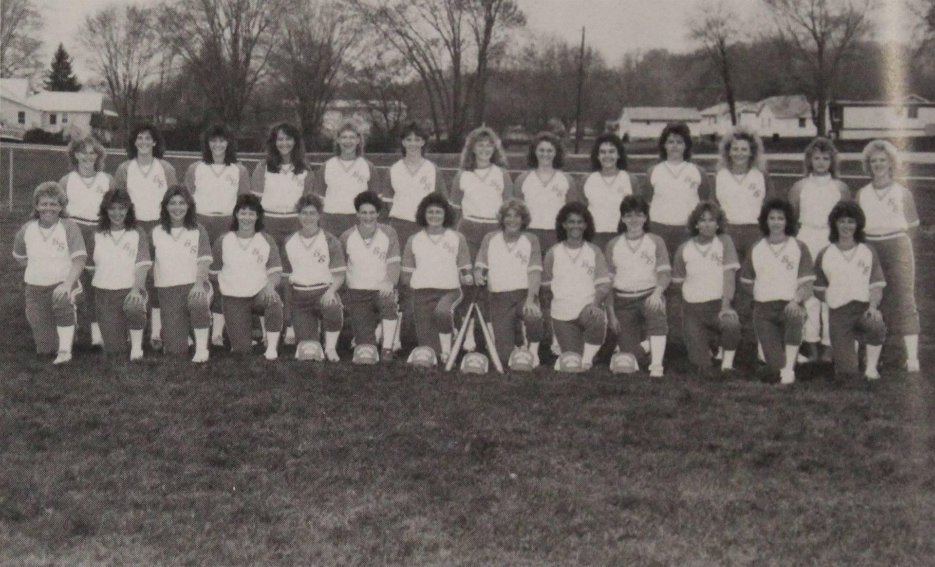 1988 Softball