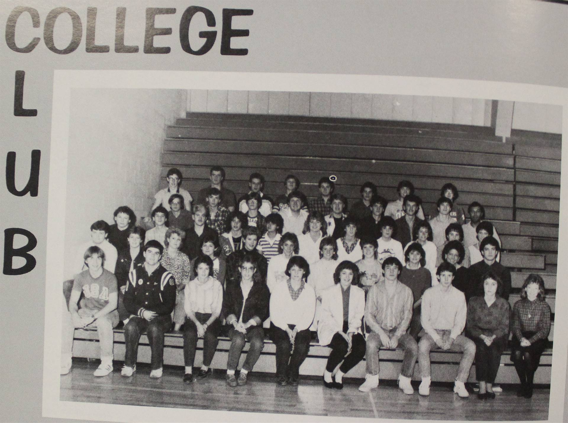 1986 College Club
