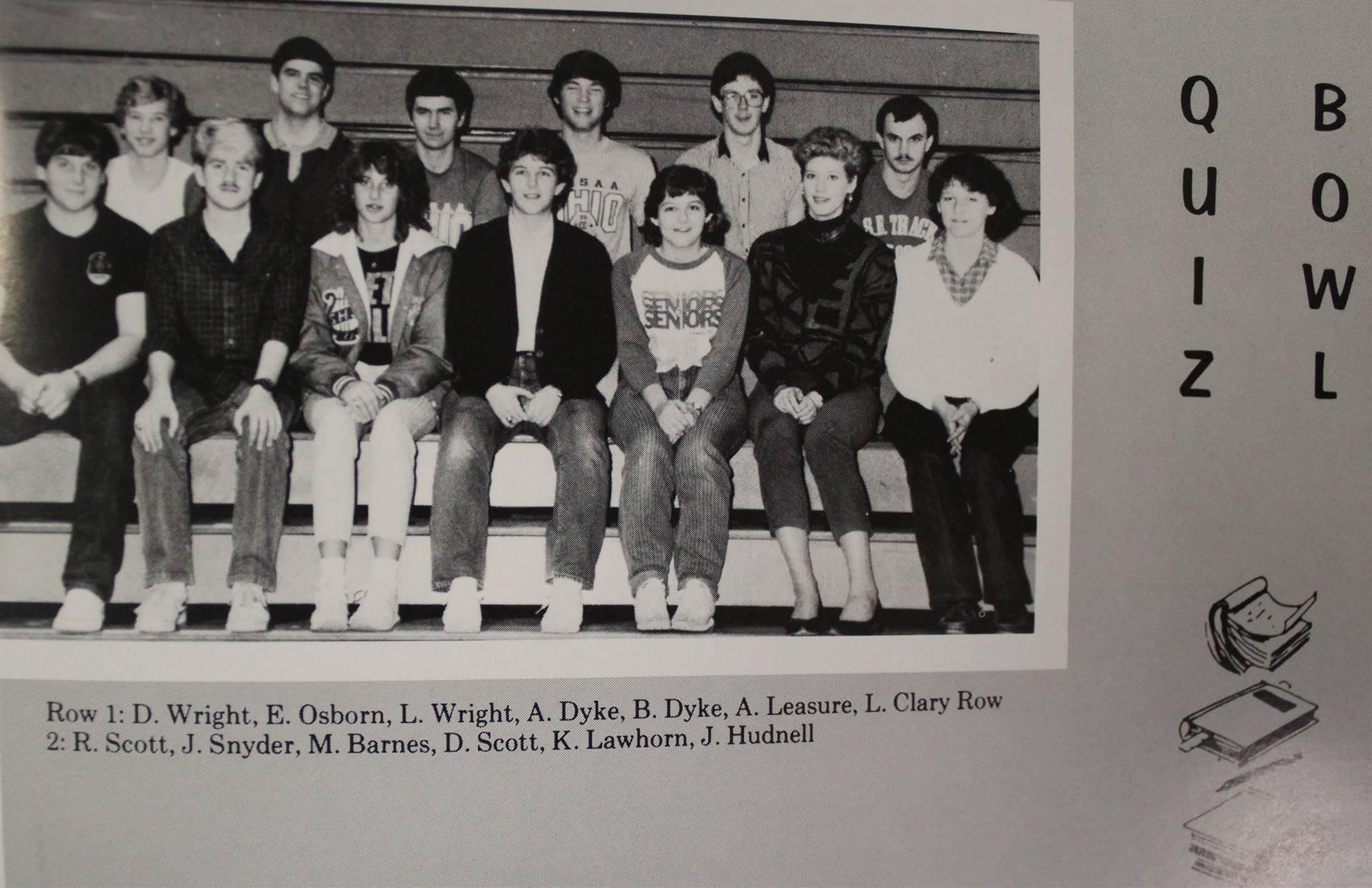 1986 Quiz Bowl