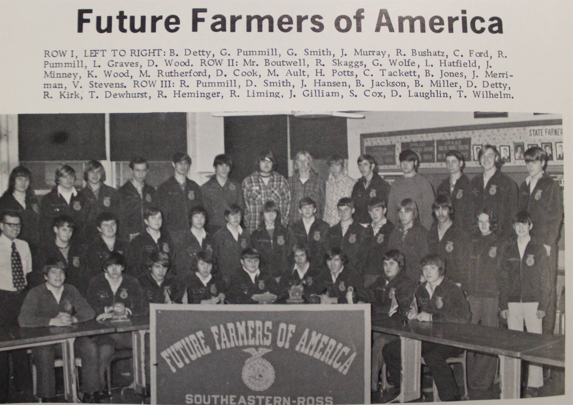 1974 FFA