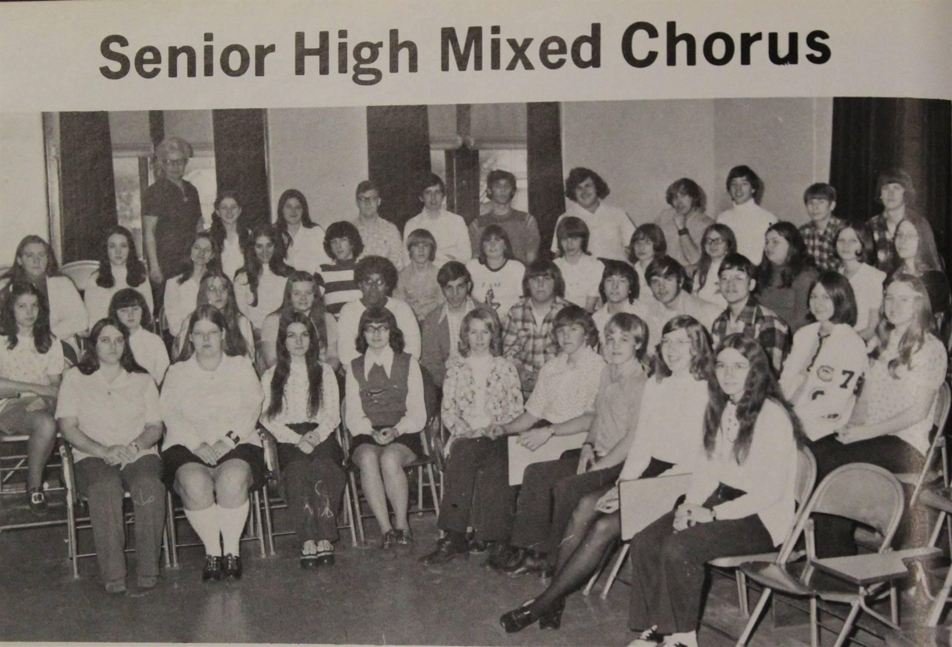 1974 Choir