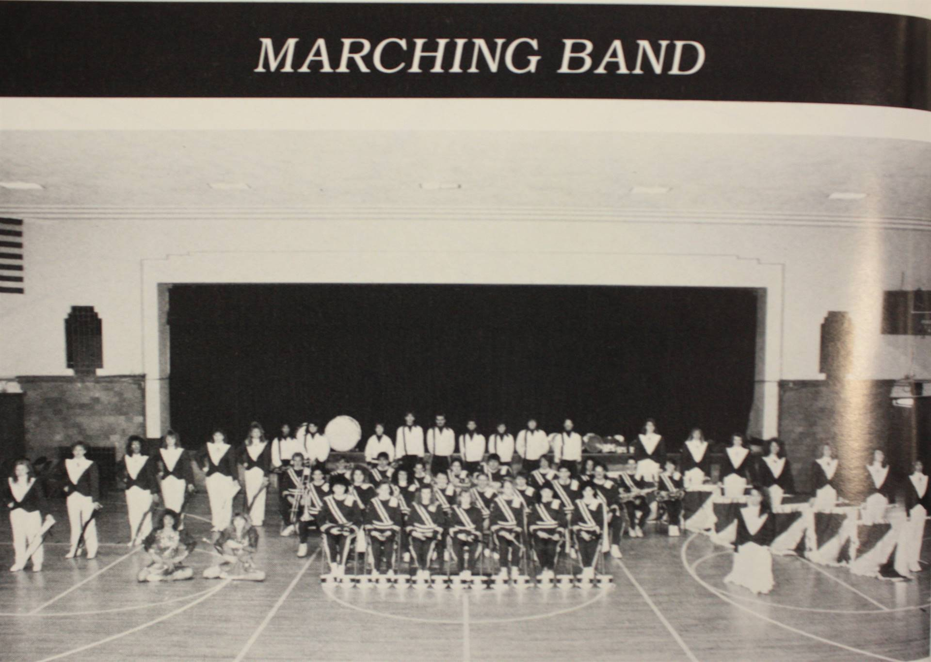 1990 Marching Band