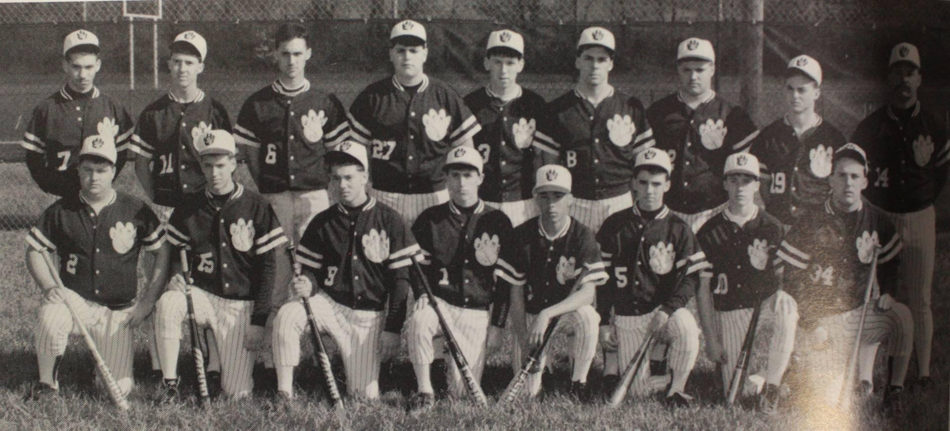 1992 Baseball