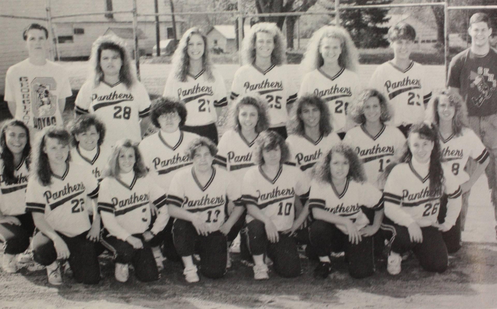 1992 Softball