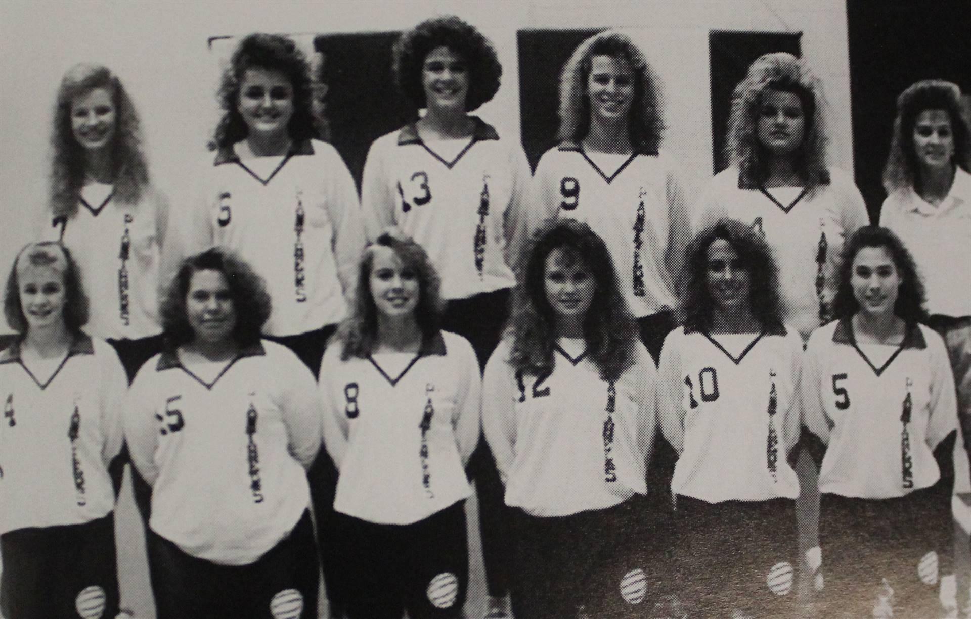 1993 Volleyball
