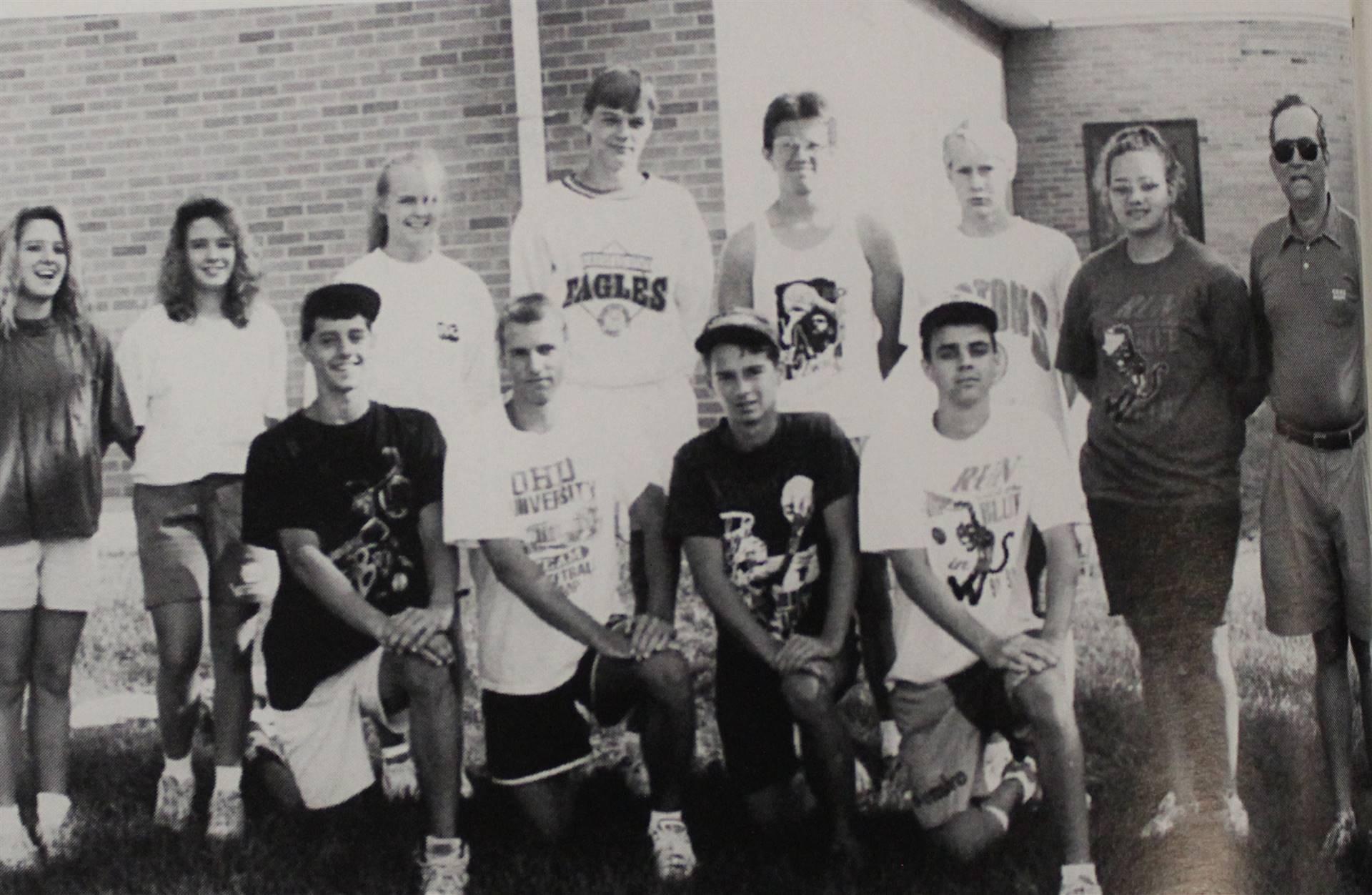 1993 Cross Country