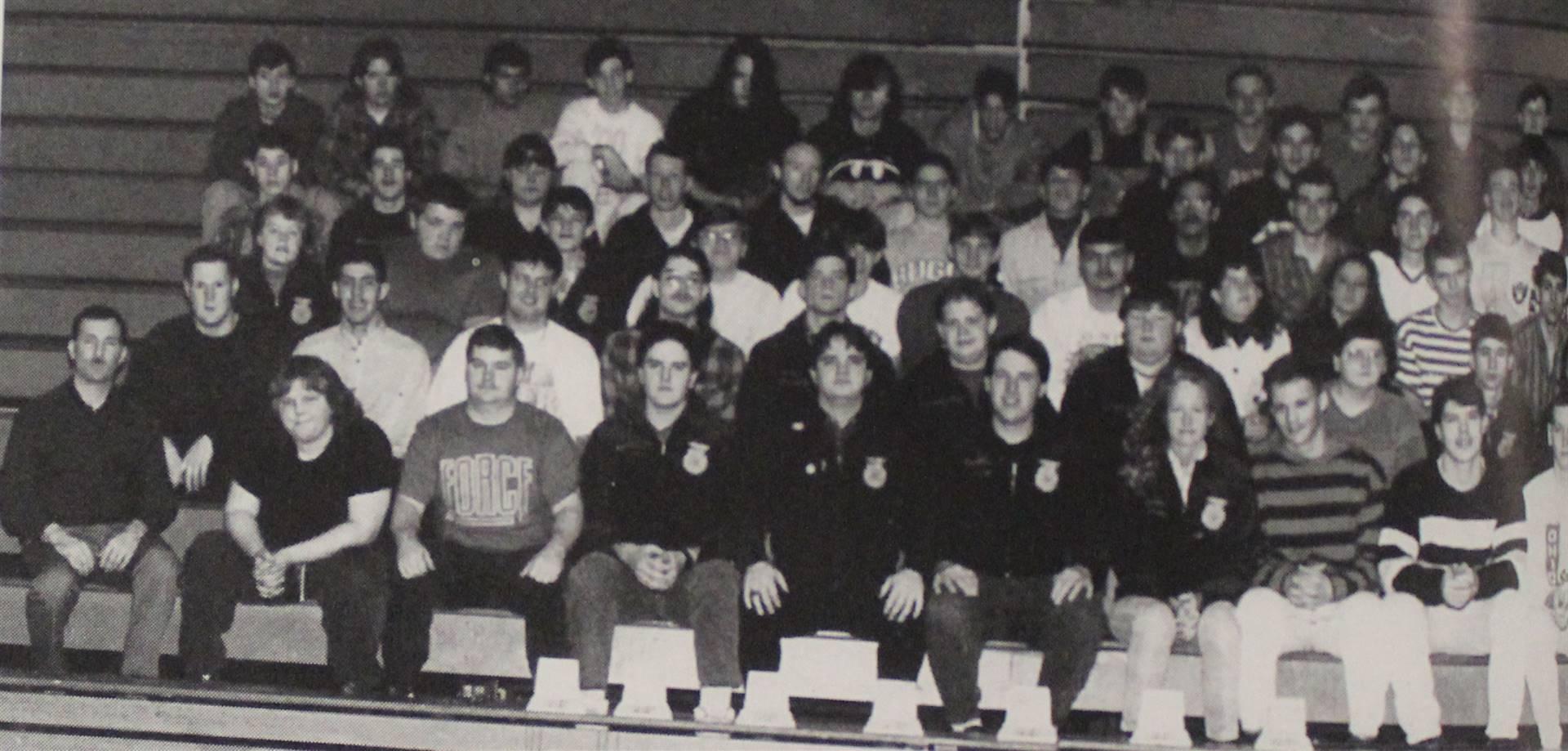 1993 FFA