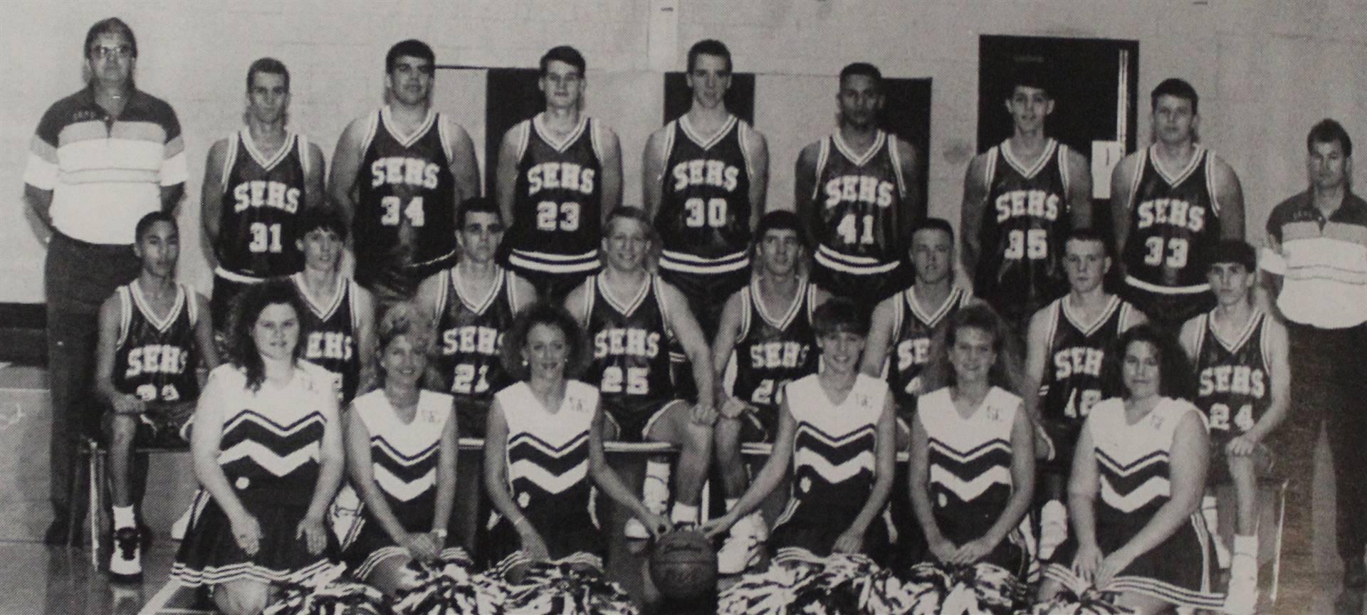 1993 Boys Basketball