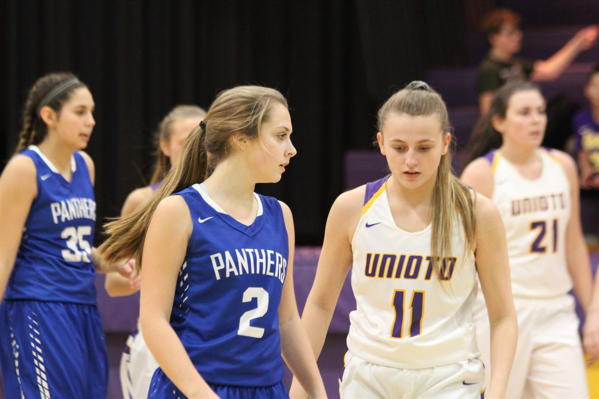 SE Girls vs Unioto