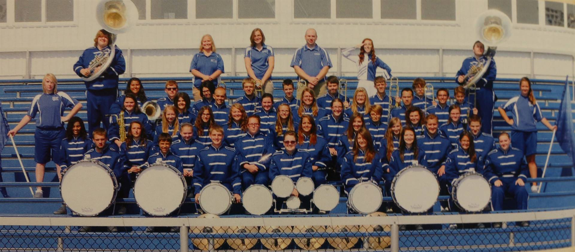 2015 High School Marching Band