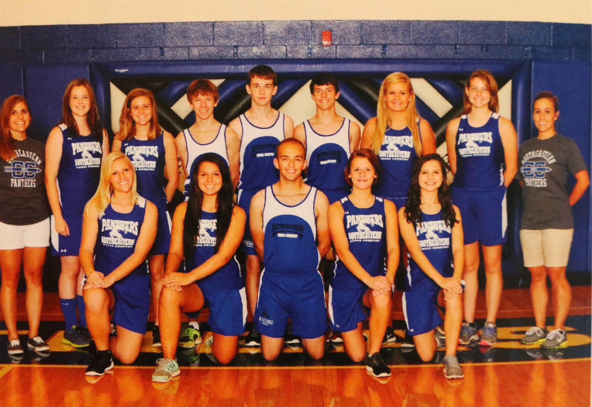 2015 Varsity Cross Country