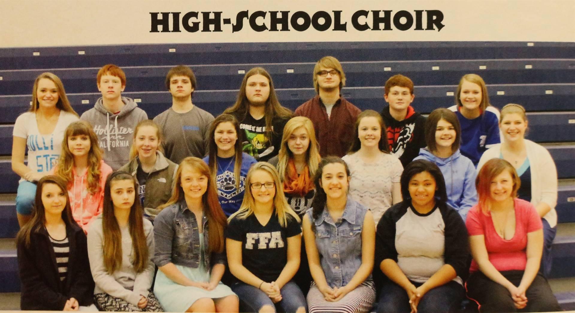 2015 High School Choir
