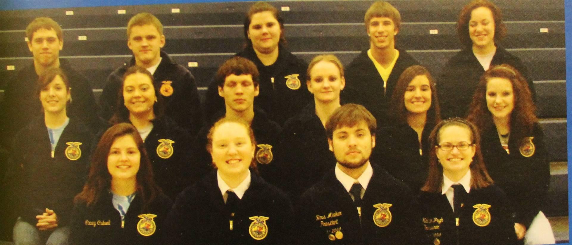 2009 FFA members