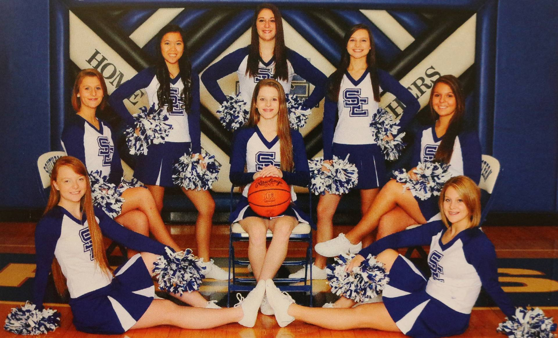 2015 Varsity Cheerleaders