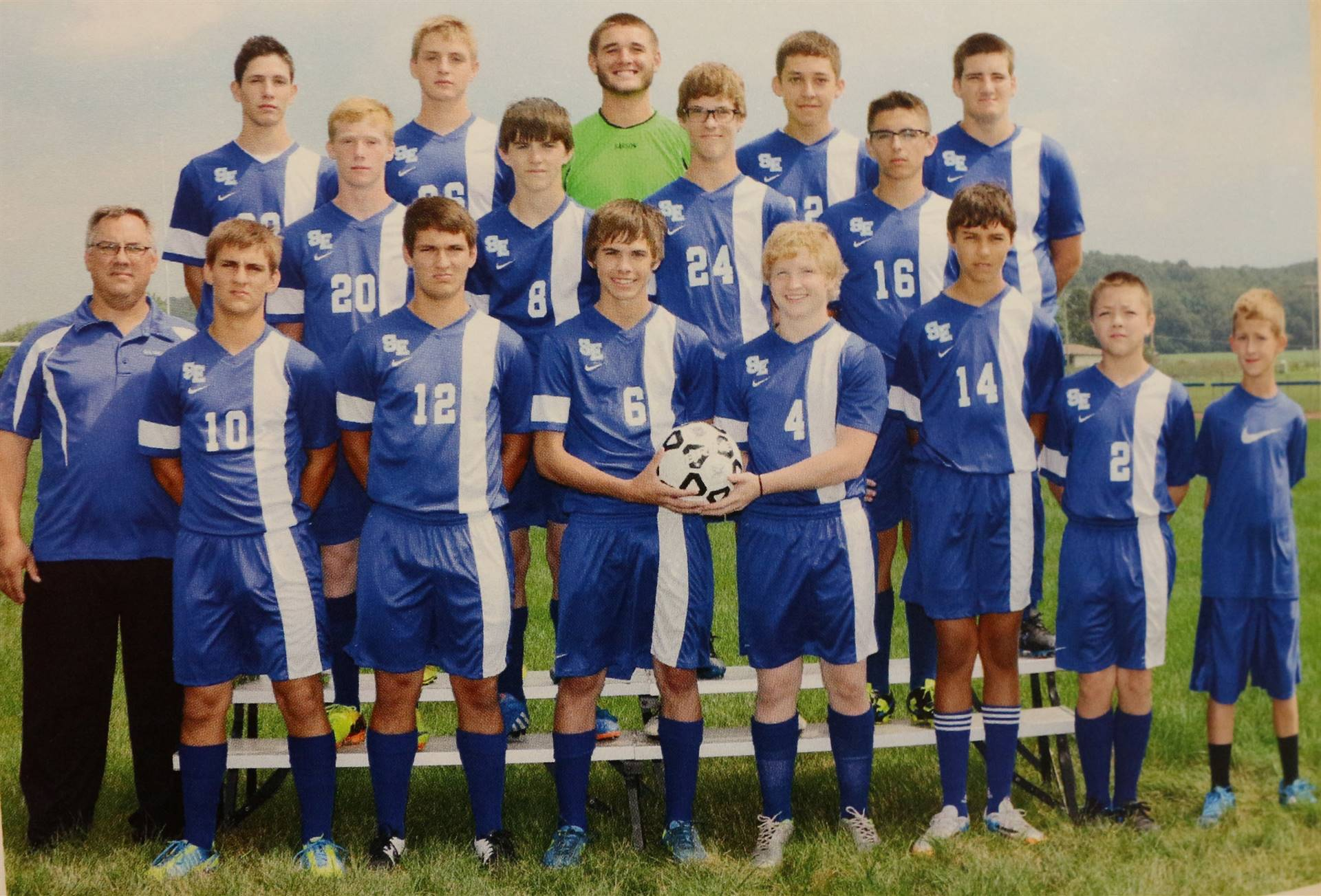 2015 Varsity Boys Soccer