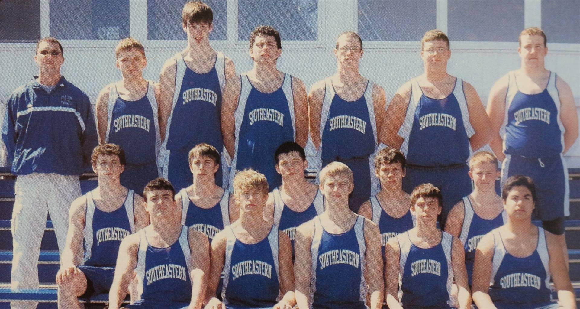 2006 Boys Track