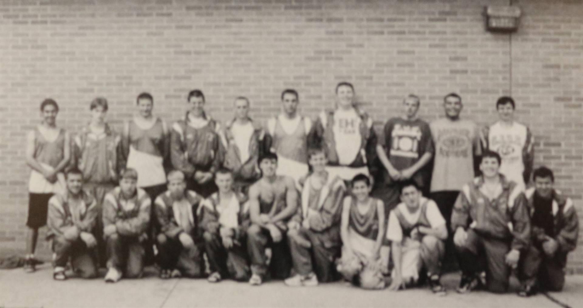 Boys Varsity Track