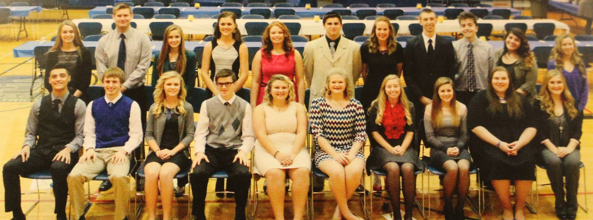 2016 National Honor Society