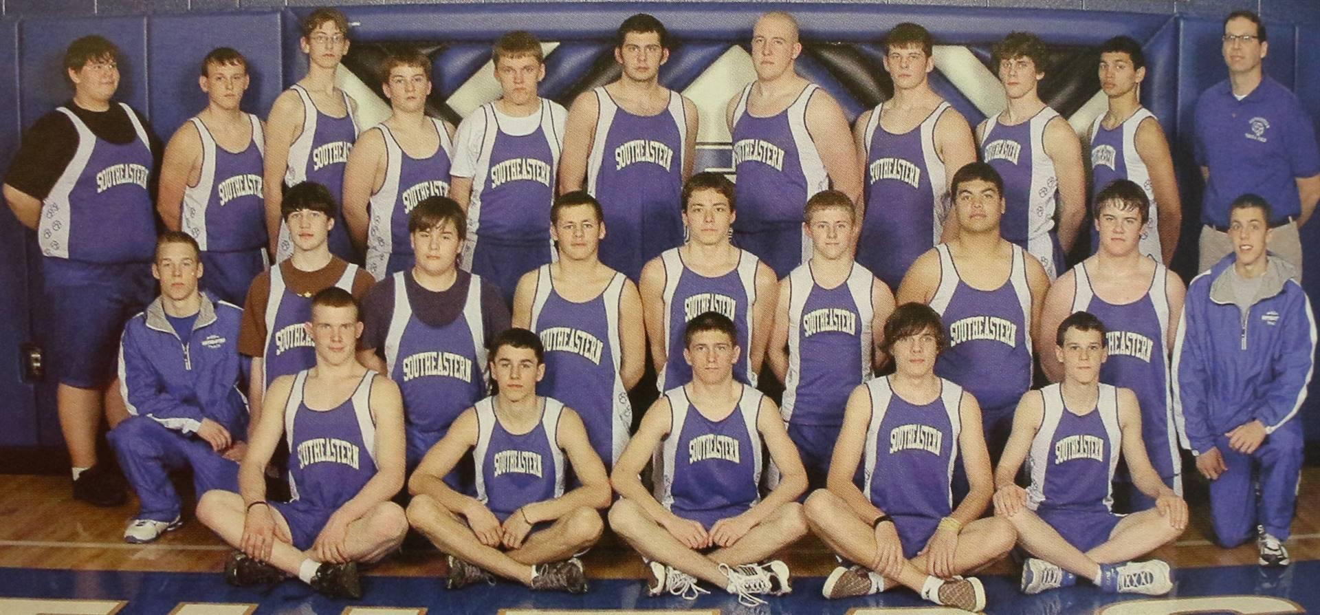 2007 boys track