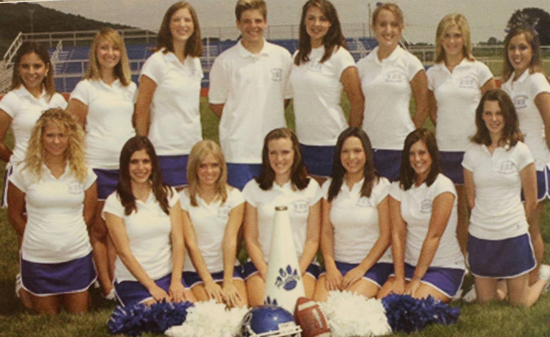 2007 football cheer