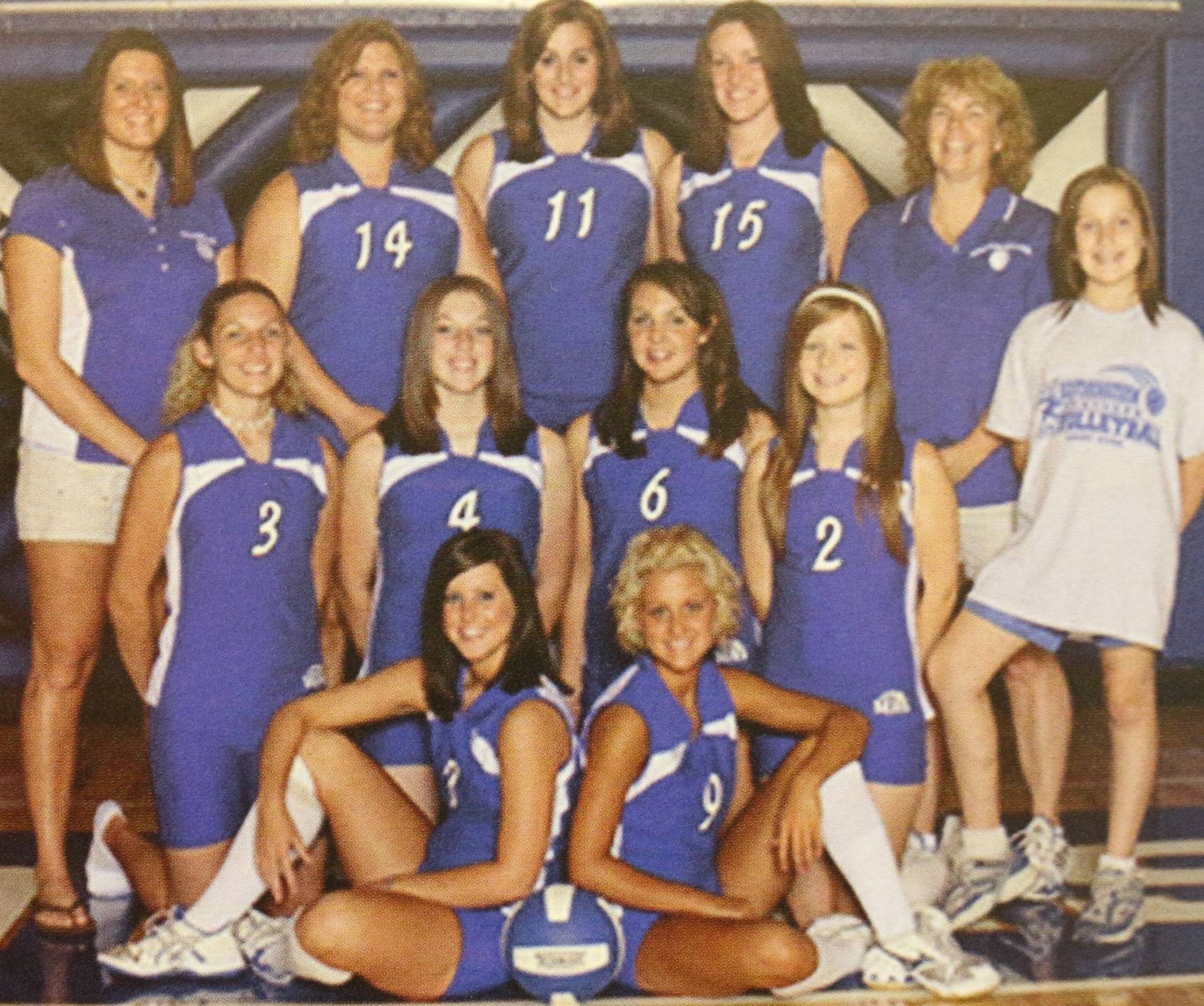 2007 volleyball