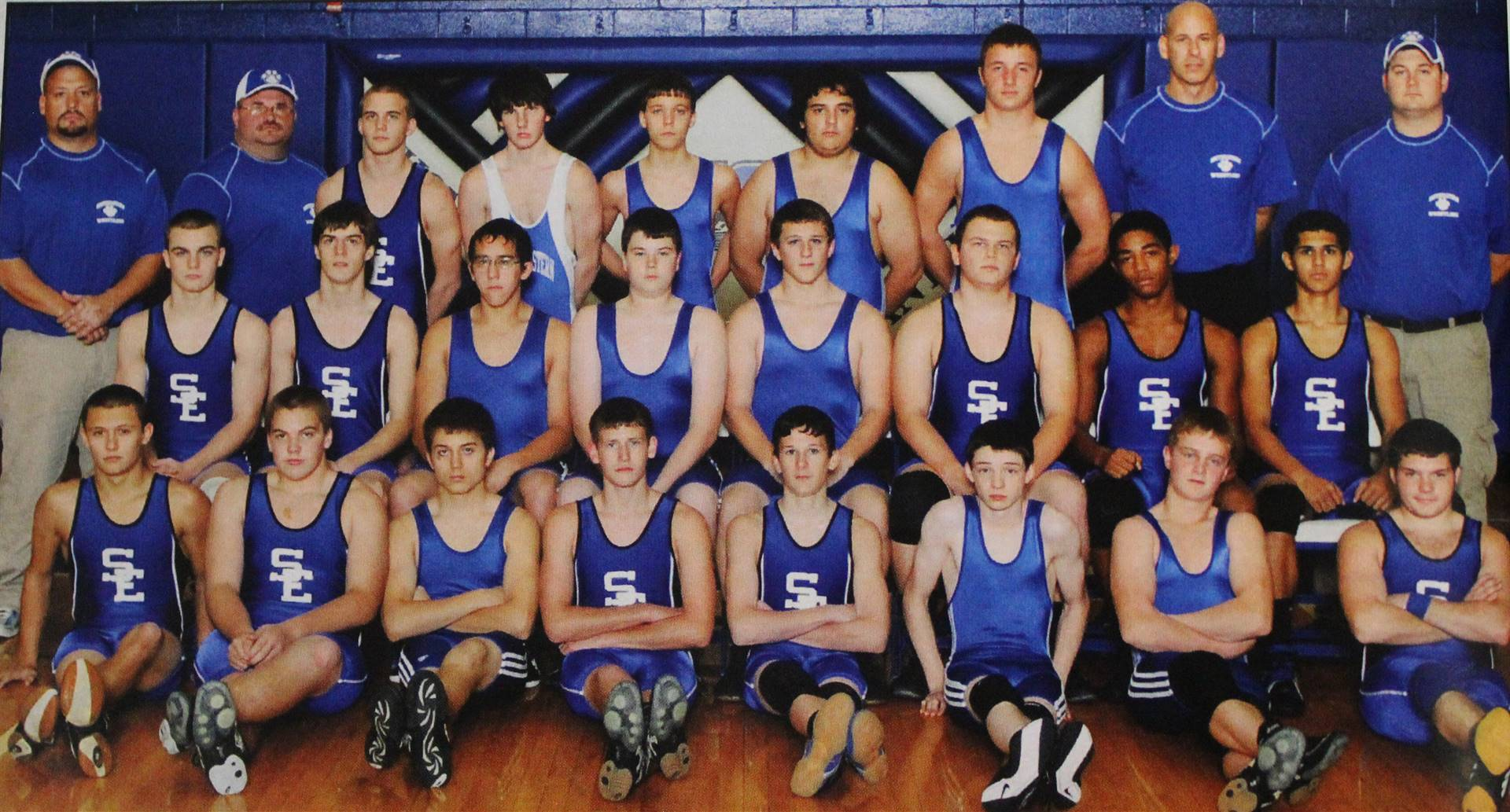 2012 Boys Wrestling