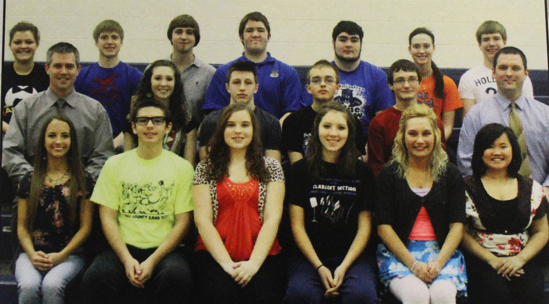 2012 High School Choir