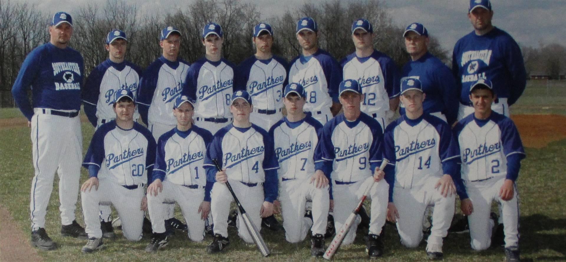 2009 Baseball