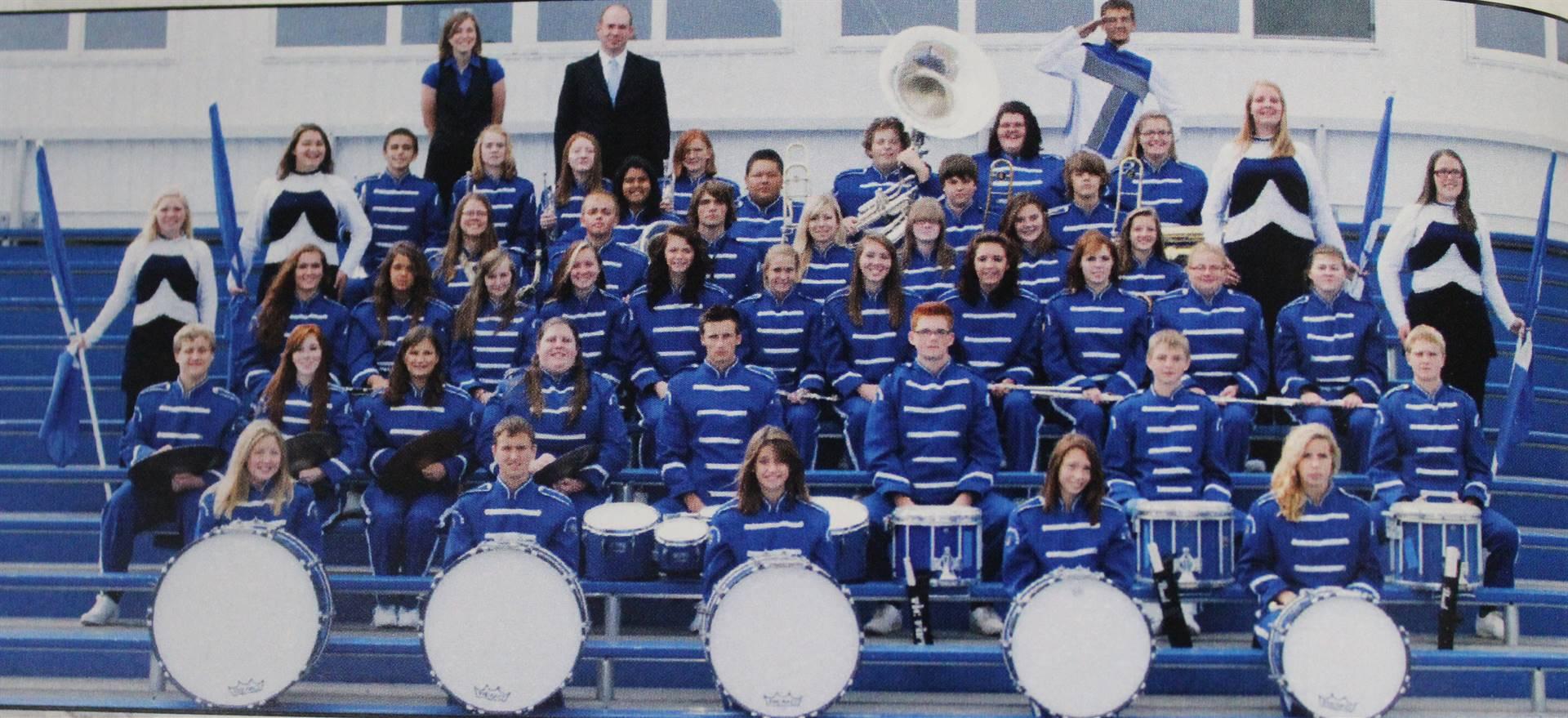 2012 Southeastern Marching Band